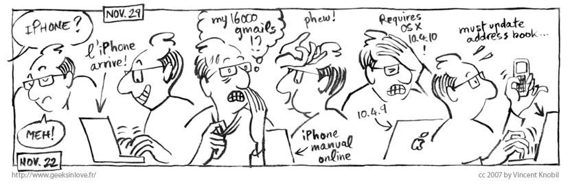 Geeks In Love, iCan