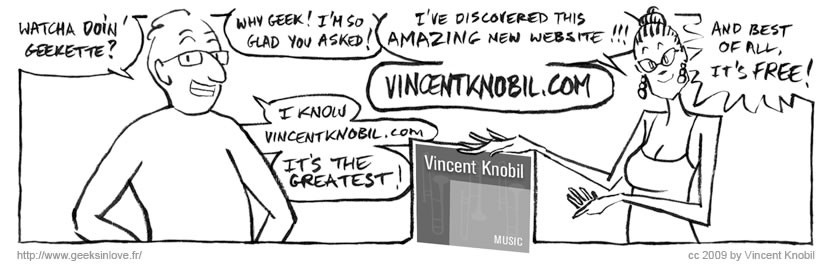 Product Placement, by Vincent Knobil.