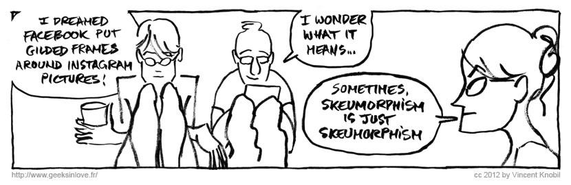 The Interpretation of Geeks, by Vincent Knobil.